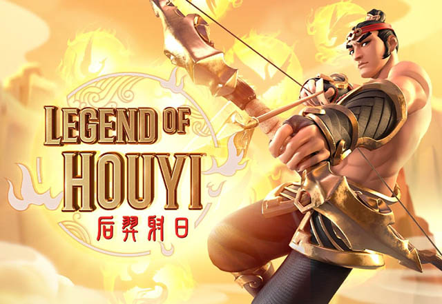 2. LEGEND OF HOU YI PGSLOT